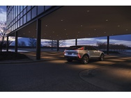 Cadillac Lyriq showmodel