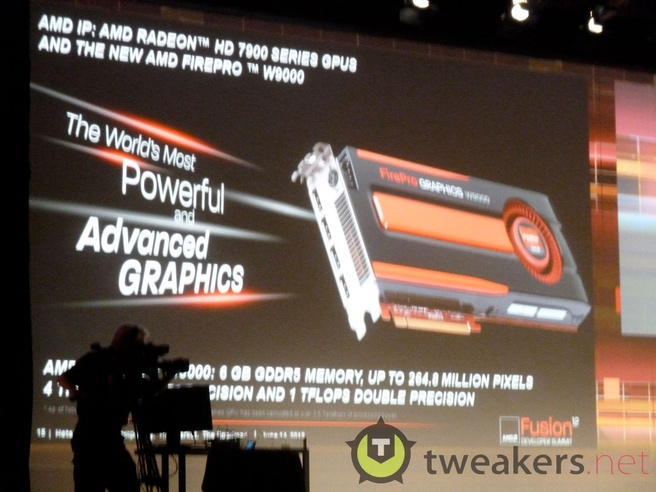 AMD FirePro W9000
