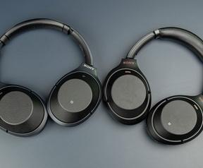 Vergelijking: Sony WH-1000XM3 vs. Sony WH-1000XM2