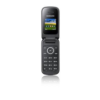 Samsung E1190 Rood