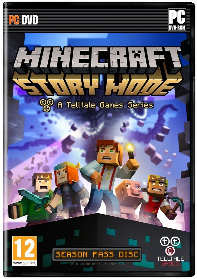 Minecraft: Story Mode, PC (Windows)