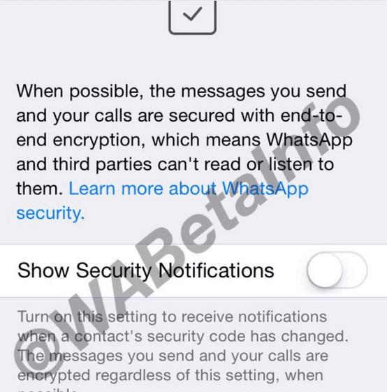 Whatsapp beta WABetaInfo