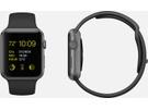 Apple Watch Sport (38mm) Zwart