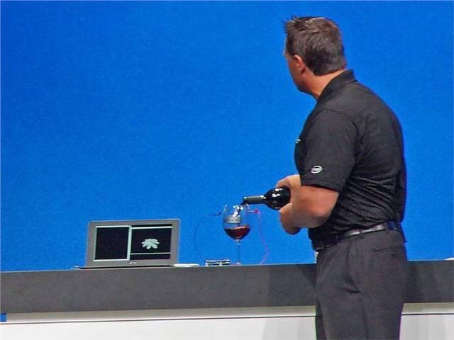 Demonstratie Intel