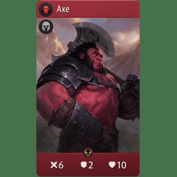 Artifact Axe