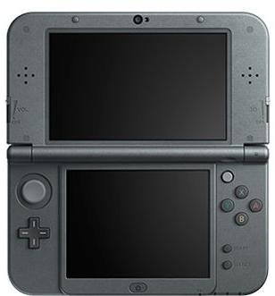 Nintendo 3DS New XL Zwart