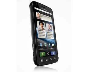 Motorola Atrix 4G Zwart