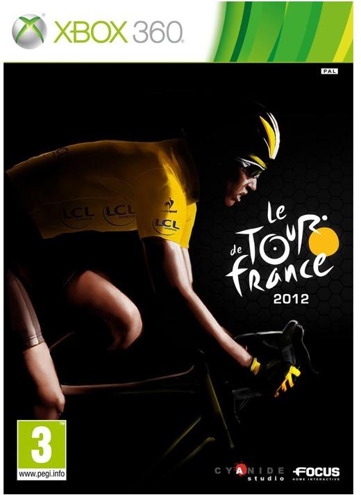 Le Tour de France 2012, Xbox 360