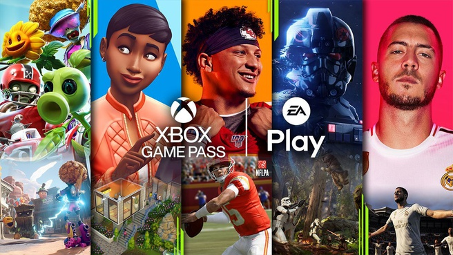 Xbox Game Pass met EA Play