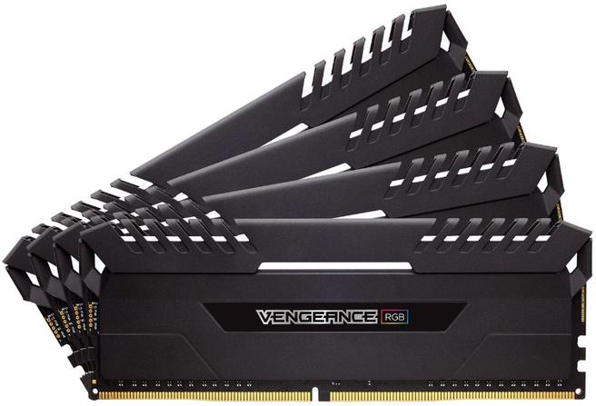 Corsair 32GB, DDR4, 3600MHz