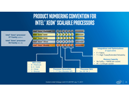 Intel Xeon Scalable slidedeck