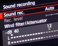 Canon EOS 6D audiometers 200px