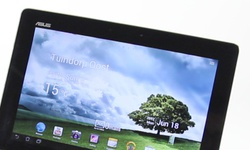 Asus Transformer Infinity: Android op 1920x1200