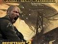 Resistance 2 op cover GameInformer