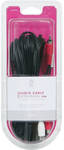 ICIDU RCA Extension Audio Cable