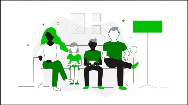 Xbox Gezin