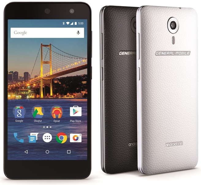General Mobile 4G - Android One