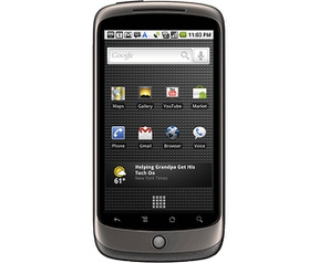 Google Nexus One US Grijs