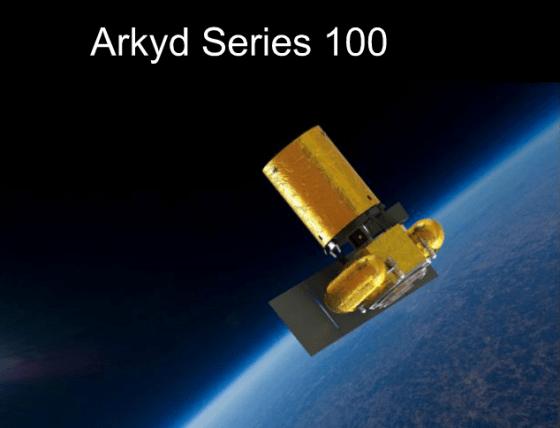 Arkyd - ruimtevaartuig