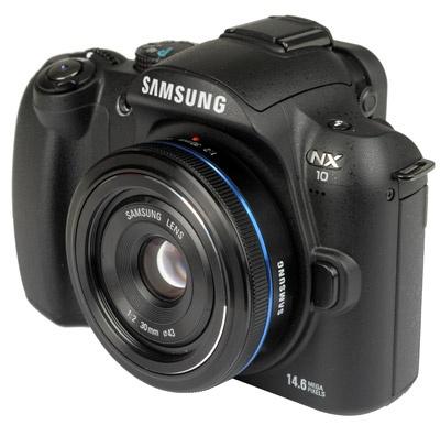 Samsung NX10 recensie inleiding