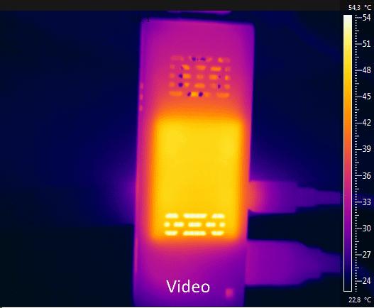 Video afspelen: FLIR-beeld Intel Compute Stick