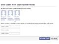 Facebook nieuwe beveiliging