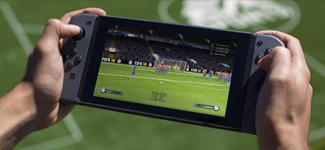EA FIFA 18 Switch