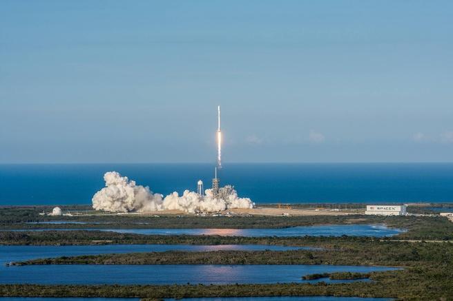 SpaceX Falcon 9 hergebruik