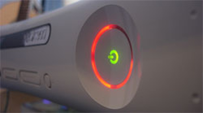 Xbox 360 - Red Ring of Death
