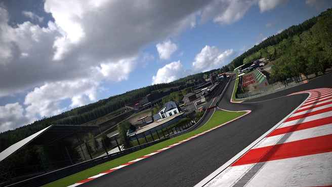 Spa Francorchamps in dlc GT5