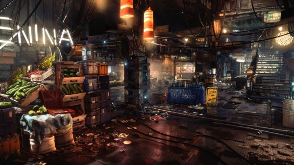 Deus Ex: Mankind Divided, Xbox One