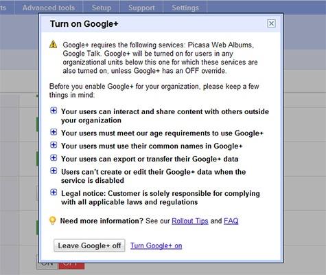 Google+ Apps