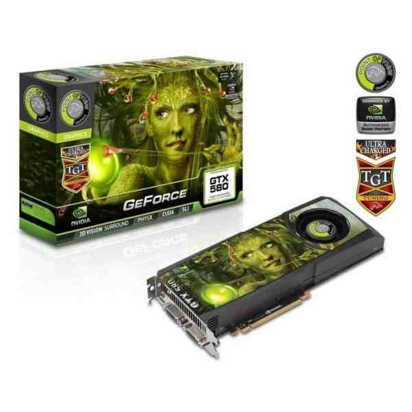 Point of View GTX 580 Ultra Charged