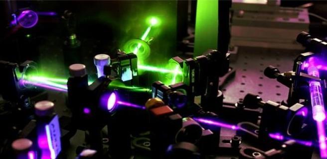 Perovskiet-laser