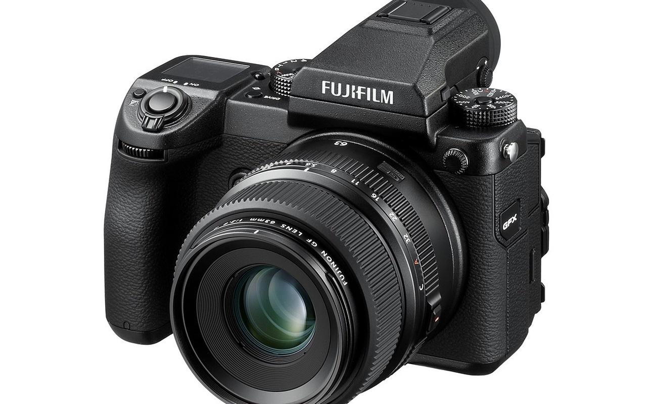 Review: De Fujifilm GFX 50s klopt helemaal