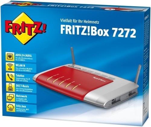 AVM FRITZBox 7272 Edition International