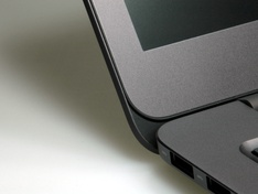 laptop schermhoek detail