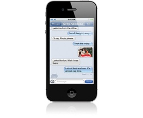 Apple iPhone 4S 64GB Zwart