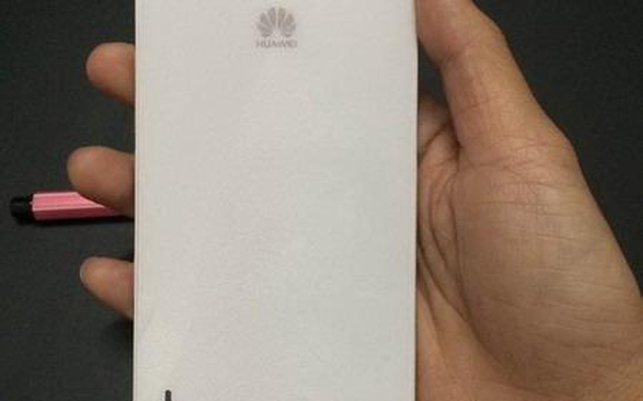 Vermoedelijke Huawei Ascend P7