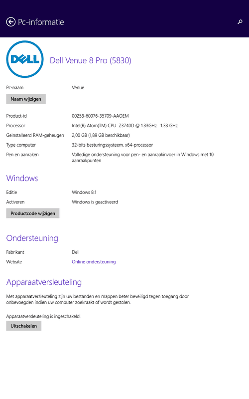 Windows-tablets in het klein - Round-up - Tweakers