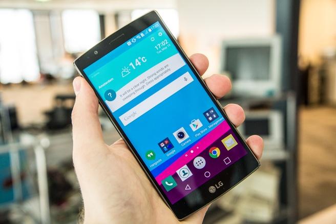 LG begint volgende week met Android 6.0 update voor G4