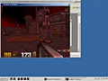 Quake III Arena onder ReactOS screenshot (410 pix)