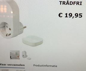 Ikea slimme stekkerdoos