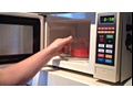 Raspberry Pi Microwave cooking