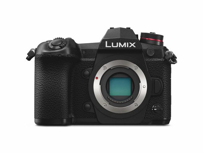 Panasonic Lumix G DC-G9 Body Zwart
