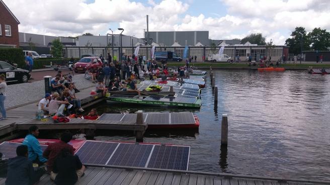 Dutch Solar Challenge 2016