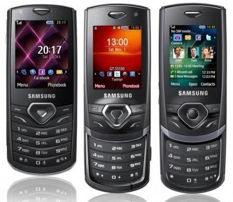 Samsung Shark 1 2 3