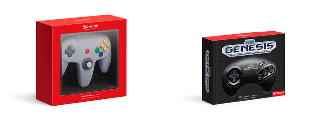 Nintendo Switch 64 di Genesis Controller