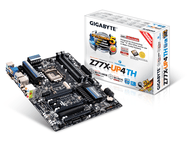 Goedkoopste Gigabyte GA-Z77X-UP4 TH