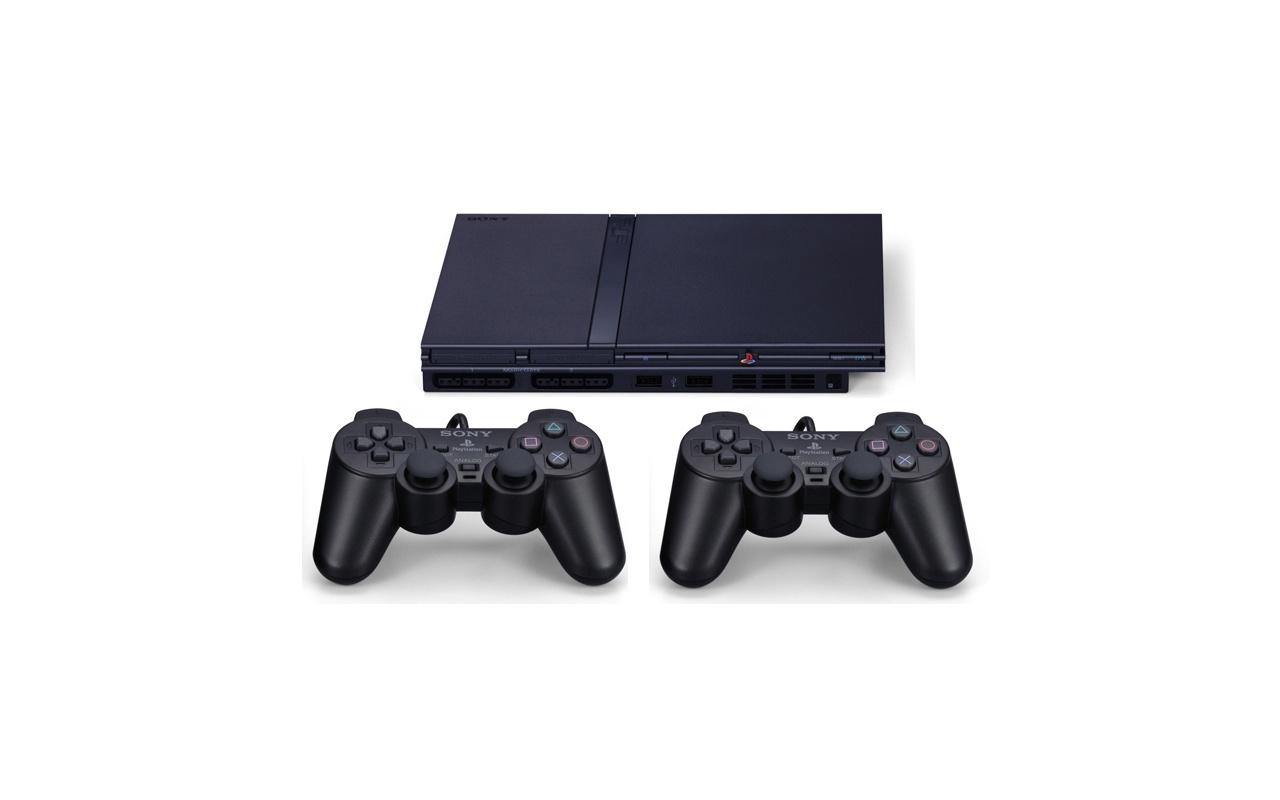 Sony PlayStation 2 Starter Pack Zwart